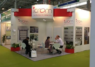 ICROM Labs - Italy